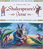 img - for A Treasury of Shakespeare's Verse book / textbook / text book