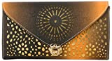 Desence Bags House Clutch (Brown)