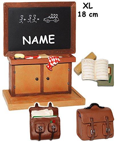 Gro e 3 d figur schultafel kreidetafel incl for Schaufenster dekorieren lernen
