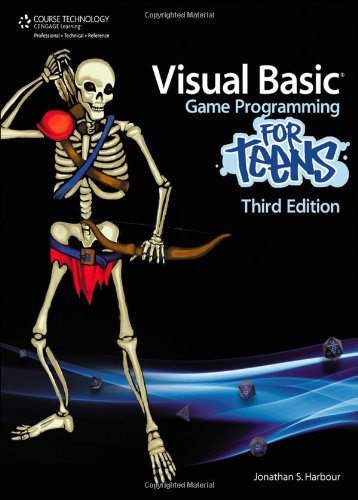 Visual Basic Game Programming for Teens (For Teens (Course Technology))