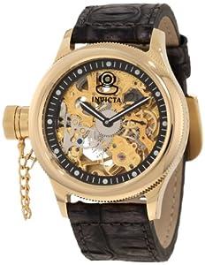Invicta 10364 - Reloj de pulsera hombre, piel