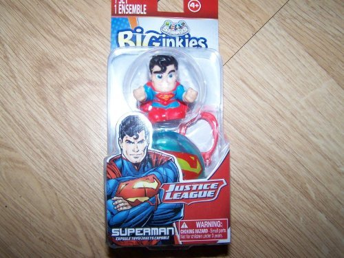 Squinkies BIGinkies Justice League Superman Capsule Toy - 1
