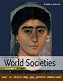 img - for A History of World Societies, Volume 1: To 1600 book / textbook / text book