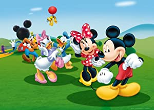 mickey mouse clubhouse photo wallpaper wall mural