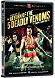 The Return Of The 5 Deadly Venoms (AKA: Crippled Avengers) (Sous-titres français)