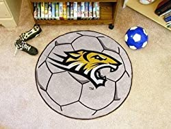 Soccer Ball Floor Mat - Towson University