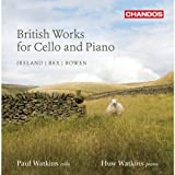 British Works for Cello and Piano, Vol. 2 by Watkins, H., Watkins, P. (2013-10-29)...