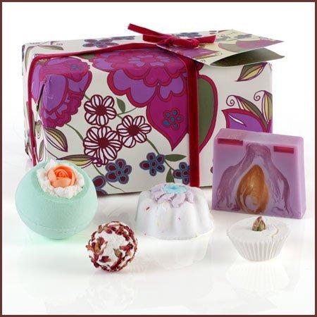 Bomb Cosmetics Vintage Velvet Gift Pack