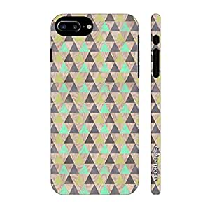 Enthopia Designer Hardshell Case Mount Everest Back Cover for Apple Iphone 7 Plus