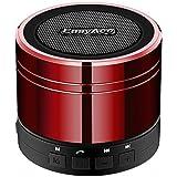 EasyAcc® Mini Portable Bluetooth Lautsprecher, Rot