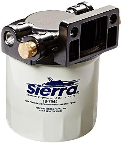 Sierra International 18-7983-1 Marine Fuel Water Separator Kit primary
