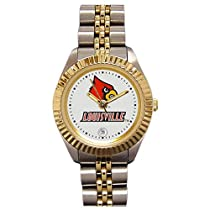 Louisville Cardinals Suntime Ladies Executive Watch - NCAA College Athletics