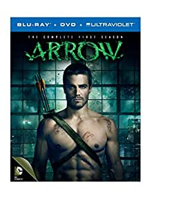 Arrow: Season 1 (Blu-ray + DVD + UltraViolet)