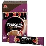 Nescafe Sweet & Creamy Instant Mocha Coffee 18 x 22g from Canada (Color: Purple)