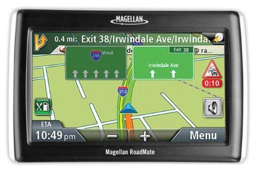 Magellan RoadMate 1475T 4.7-Inch Portable GPS Navigator