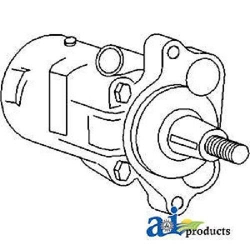 Power Steering Cylinder Kit PART NO: A-1041940M91 Ref. 1 A/&I