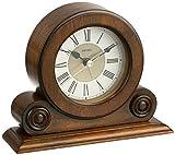 Seiko Desk and Table Alarm Clock Brown Alder Case