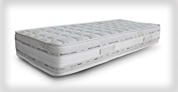 Hypo-Allergenic Orthopaedic Mattress and Memory Water Foam Polyurethane Not Removable Height 30 170 x 190 cm Double