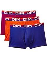 Dim Color Full - Boxer - Uni - Lot de 3 - Homme
