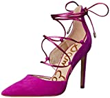 Sam Edelman Women s Dayna Dress Pump Pop Fuchsia 8.5 B(M) US