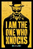 Poster with Accessories Breaking Bad I Am The One Who Knocks multicoloured