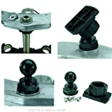 Yoke 10 - Motorcycle Yoke Nut Mount for Garmin Zumo 220 350 400 500 550 660