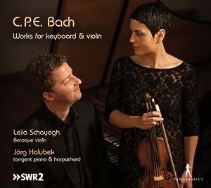 C.P.E.BACH: Violine und Klavier
