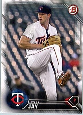 2016 Bowman Prospects #BP61 Tyler Jay Minnesota Twins Baseball Card-MINT