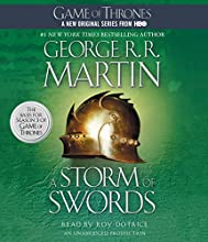 A Storm of Swords: A Song of Ice and Fire, Book 3 | Livre audio Auteur(s) : George R. R. Martin Narrateur(s) : Roy Dotrice