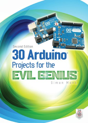 30 Arduino Projects For The Evil Genius, Second Edition