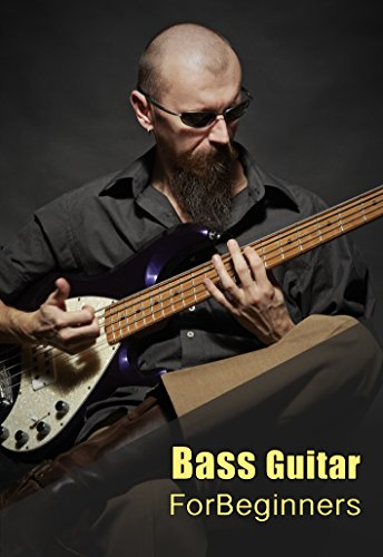Bass Guitar: for beginners, by Sasha Radosavljevic