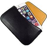 PU Leder Etui, Gürteltasche, Quertasche, Handytasche, Hüfttasche, Handyhülle, Bauchtasche, Schutzhülle, Cover, Case mit Gürtelschlaufe für das iPhone 6 / Samsung Galaxy S 5 / IV / i9500 / i9300 / i9250 / i8750 / iPhone 5 / HTC One M7 / ASUS PadFone2 / HTC G23 / Sony LT29i / Sony L36h / LG E960 / Sony M35h / LG P880 / LG E975 / Nokia Lumia 920 in Schwarz / Braun