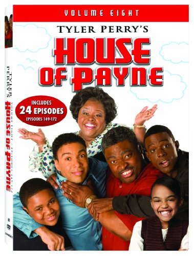 Cover art for  Tyler Perry's House of Payne, Vol. 8