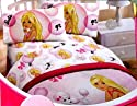 Barbie Twin Sheets Set