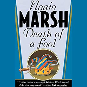 Death of a Fool Audiobook