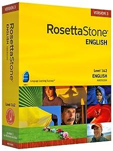 Rosetta Stone V3: English (US) Level 1-2 Set [OLD VERSION]