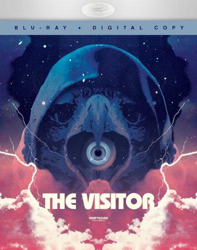 The Visitor [Blu-ray] + Digital Copy
