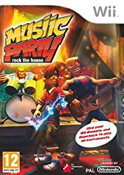Music Party: Rock The House (#) (OZ) /Wii