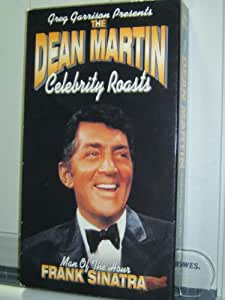 amazoncom the dean martin celebrity roasts man of the