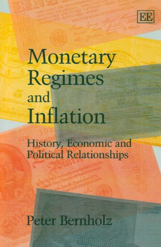Amazon.com: Monetary Regimes and Inflation: History, Economic and Political Relationships (9781845427788): Peter Bernholz: Books