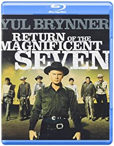 Return of Magnificent Seven [Blu-ray]
