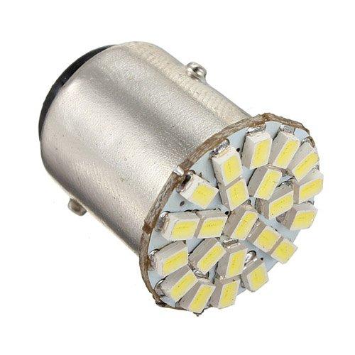 Bay15D T25 1157 22 Smd 1206 Led Car Rear Tail Stop Brake Turn Light Lamp Bulb