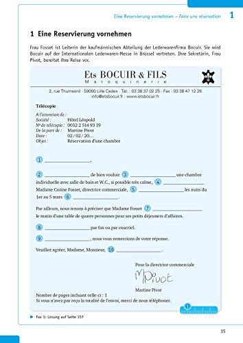 Musterbriefe Pons : Libro pons bürokommunikation französisch musterbriefe