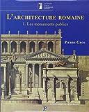 L'architecture romaine volume 1