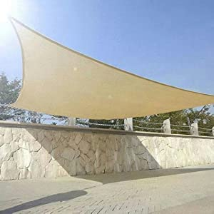 18' Square Sun Shade Sail UV Top Outdoor Canopy from IFD