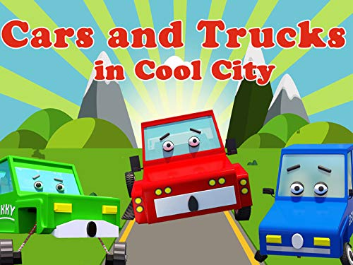Cars and Trucks in Cool City - Season 2