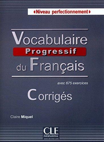corriges-vocabulaire-progressif-du-francais-niveau-perfectionnement-french-edition-by-claire-miquel-