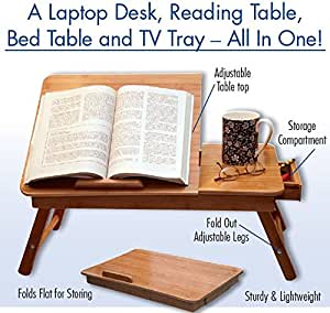 Bamboo Lap Desk