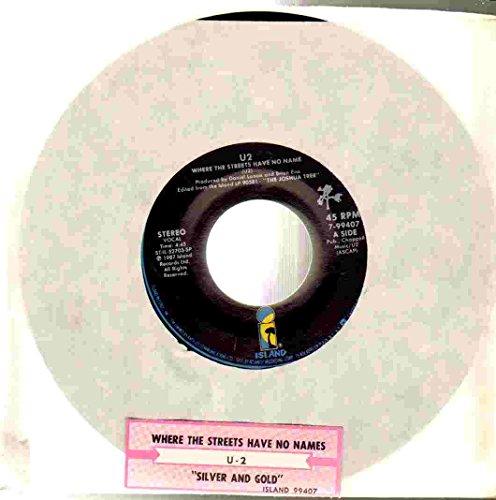 U2 - Where The Streets Have No Name [Single] - Zortam Music