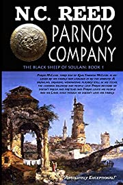 Parno's Company (The Black Sheep of Soulan Book 1)